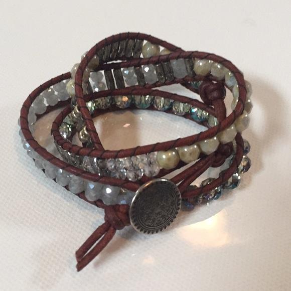 handmade Jewelry - Beautiful Wrap Bracelet